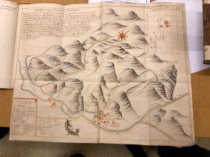 gammelt kart